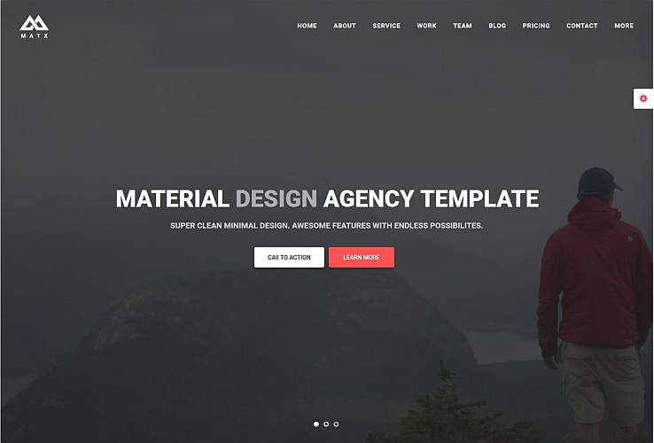 MATX WordPress Theme via ThemeForest