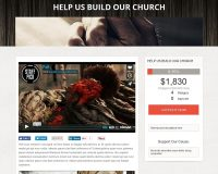 Mission WordPress Theme via ThemeForest