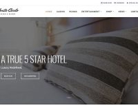 Monte Carlo WordPress Theme via ThemeForest