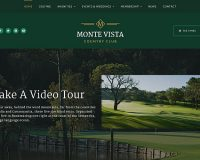 Monte Vista WordPress Theme via ThemeForest