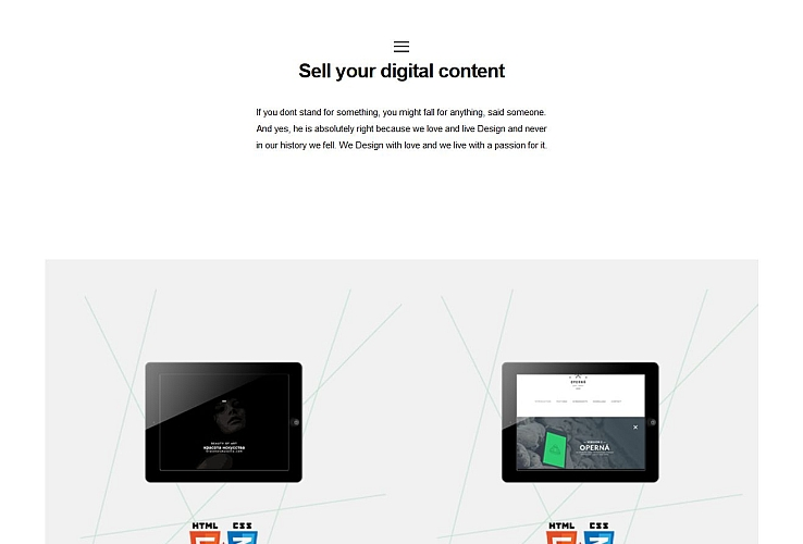 Morella WordPress Theme via ThemeForest
