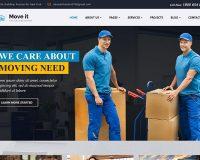 MoveIt WordPress Theme via ThemeForest