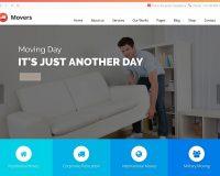 Mover WordPress Theme via ThemeForest