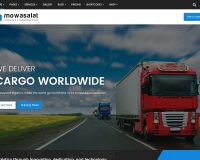 Mowasalat WordPress Theme via ThemeForest