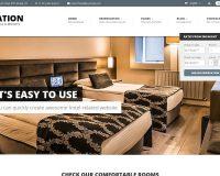 Nation Hotel WordPress Theme via ThemeForest