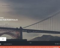Photo WordPress Theme via ThemeForest