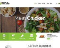 Pistacia WordPress Theme via ThemeForest