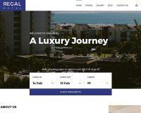 Regal WordPress Theme via ThemeForest