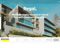 Regal WordPress Theme via ThemeForest