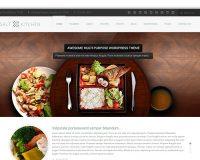 SaltKitchen WordPress Theme via ThemeForest