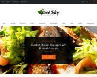 Spiced Blog WordPress Theme via ThemeForest