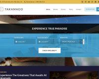 Takamado WordPress Theme via ThemeForest