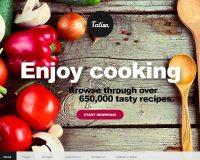 Talisa WordPress Theme via ThemeForest
