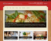 TastyCrunch WordPress Theme via ThemeForest