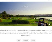 Tee Up WordPress Theme via ThemeForest