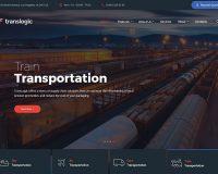 Translogic WordPress Theme via ThemeForest