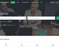 WorkScout WordPress Theme via ThemeForest