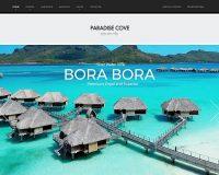Paradise Cove WordPress Theme by ThemeFuse