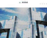 Arkitek WordPress Theme by ThemeIsle