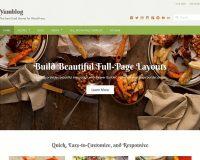 YumBlog WordPress Theme by UpThemes