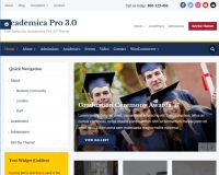 Academica Pro 3.0 WordPress Theme by WPZoom