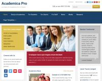 Academica Pro WordPress Theme by WPZoom