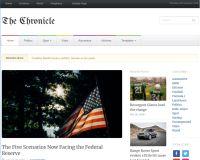 Chronicle WordPress Theme by WPZoom