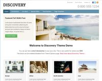 Discovery WordPress Theme by WPZoom