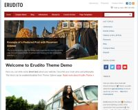 Erudito WordPress Theme by WPZoom