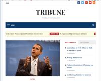 Tribune WordPress Theme by WPZoom