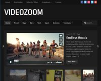 Videozoom WordPress Theme by WPZoom