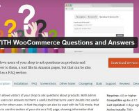 YITH WooCommerce Question & Answers WordPress Plugin